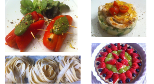I want to learn how to cook delicious and healthy food